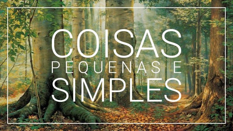 Podcast Coisas Pequenas e Simples #003: Quatro ações que ajudam a centralizar sua vida e seu lar em Cristo
